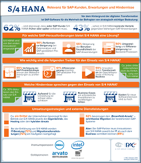 S/4HANA - Relevanz für SAP Kunden, Erwartungen und Hindernisse